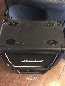 Marshall Mg15 Ms2 Micro Stack Enceintes Uniquement Ampli Guitare Amp