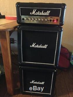 Marshall Mg15 Ms2 Micro Stack Haut-parleurs Uniquement Amplificateur De Guitare Avec Tête