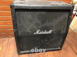 Marshall Mg412a 4x12célésation Haut-parleurs 120-watt Angled Guitar Cabinet