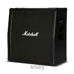 Marshall Mg412ag 4x12 120w Cabinet De Haut-parleur Incliné Pour Mg100hfx Amplificateur Tête