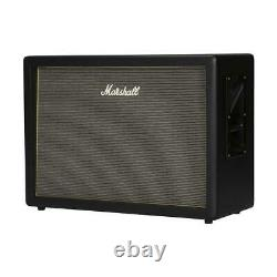 Marshall Origin212 2x12 160w Horizontal Straight Speaker Cabinet, 8 Ohms Mono