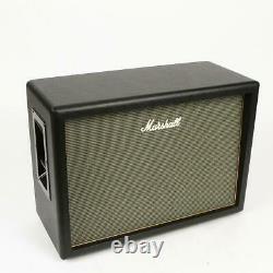 Marshall Origin212 2x12 160w Horizontal Straight Speaker Cabinet Sku#1340673