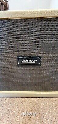 Matamp 1x12 Open Back Cabinet De Haut-parleurs De Guitare Celestion G12h 70e Anniversaire 30
