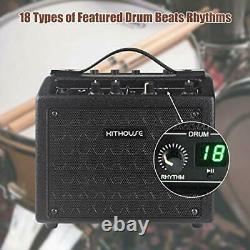 Meilleur Haut-parleur D'amplificateur De Guitare Rechargeable De La Marque B9 Électrique Amp Mini Rechargeable