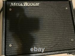 Mesa Boogie 1x12 Open Cabinet Black Shadow 8 Ohms, 50 Watt Haut-parleur