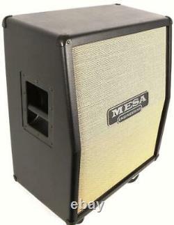 Mesa Boogie 2x12 2fb Vertical Electric Guitar Speaker Cabinet Cab Vintage 30 Uk