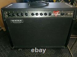 Mesa Boogie Heartbreaker Tube Amp 100 Watts 2x12 Celestion / Mesa Haut-parleurs