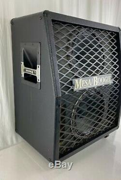 Mesa / Boogie Vintage Vertical 2x12 Enceinte Avec Entrepôt Haut-parleurs