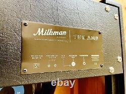 Milkman The Amp 1x12 50/100w Combo Guitar Amp Vintage Fender Haut-parleur Mise À Jour
