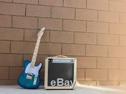 Monoprice 15 Watts, Amplificateur À Tubes Combinés Pour Guitare 1x12 Avec Haut-parleur Celestion
