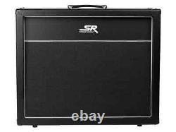 Monoprice Sb 2x12 Guitar Amp Extension Cabinet Avec 2x Celestion V30 Speakers 120w