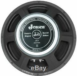 Nouveau 12 Jensen The Raptor Haut-parleur Pour Amplificateur De Guitare 100 Watt 8 Ohm