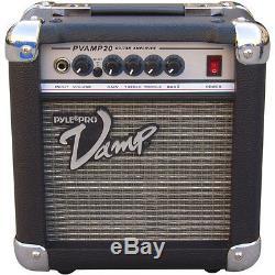 Nouvel Ensemble D'ampli Guitare Portable Et Kit De Studio De Studio Micro Dynamique Dj