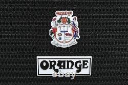 Orange Obc-112 Amplificateur De Guitare Basse Électrique Haut-parleur Cabinet 1x12 Amp Cab Noir