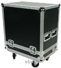 Osp Ata Flight Road Tour Case Avec Roulettes Pour Fender Hot Rod Deville 410 Amp
