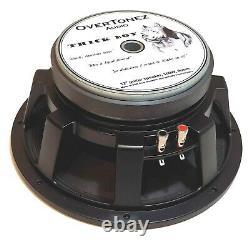 Overtonez Audio 12 Guitar Speaker (evm12l, Em12 Alternative), 300w, 8ohm