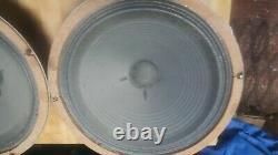 Paire De Celestion G12h Blackback 16ohm 55hz 30w T1281 Haut-parleurs Vintage