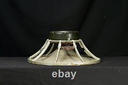 Paire Presque Assortie Haut-parleurs De Celestion Vintage G15c 50 Watts 8 Ohms