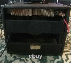 Peavey 112 Spécial 1x12 Guitar Ampli Scorpion Speaker. Serviced. Nettoyage Détaillé