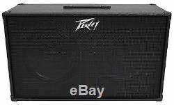 Peavey 212 Enceintes 2x12 80 Watt Rms Amplificateur Ampli Guitare Ampl.