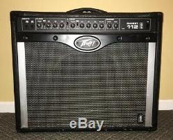 Peavey Bandit 112 12 Blue Marvel Speaker Transcribe Series Ampli Guitare