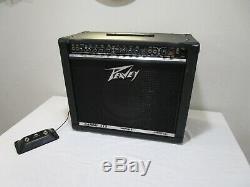 Peavey Bandit 112 Transtube 1x12 Guitar Amp Avec Sheffield 1230 Président - Cool
