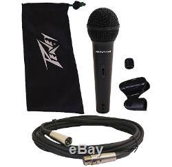 Peavey Classic 112-c Pied De Micro Pour Armoire D'enceinte À 12 Haut-parleurs