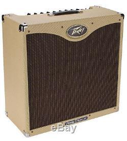 Peavey Classic 50 410 Ampli Guitare Électrique 50w & Ampli (4) 10 Enceintes