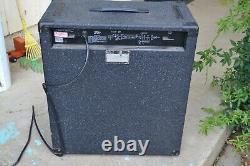 Peavey Tko 80 Guitare Basse Amplificateur Équipé Scorpio Haut-parleur Égaliseur 15