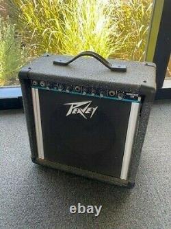 Peavey Vintage Audition 110 Amplificateur D'ampli Guitare Avec Reverb! 10 Haut-parleur