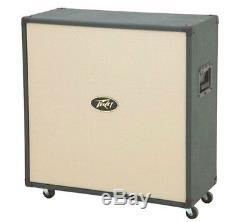 Penta 4x12 Droite Guitare Électrique (4) 12 Président Cabinet 300w Green Cab
