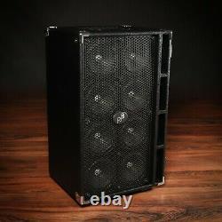 Phil Jones Bass C8 Compact 8x5 800w 8-ohm Cabinet Haut-parleur Avec Couvercle Noir