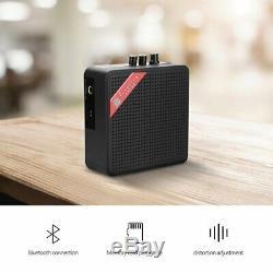 Portable Mini Amplificateur Guitare Electrique Haut-parleurs Musique Haut-parleur Ukulélé Clip Amp