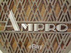 Projet D'ampli Guitare À Lampes Vintage Des Années 1940 Des Années 50 Ampro 12