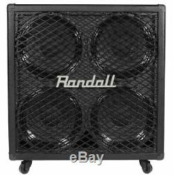 Randall 4x12 200 Watts Guitar Speaker Cabinet Rg412