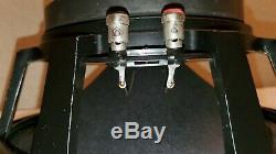 Rare Véritable Electro-voice Vintage Evm-12l Série II 8 Ohms 12 200 Watt Haut-parleur