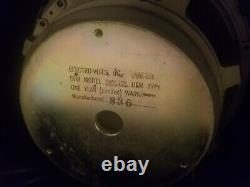 Rare Vintage Mitchell (mesa) Pro 100 Tube Guitar Amplificateur Combo Amp Ev Haut-parleur