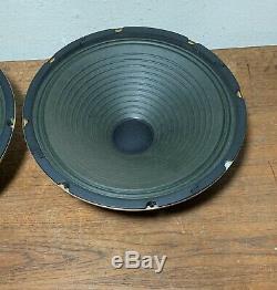 Remplacement 12 Haut-parleurs Par Slm Electronics Lab Acoustic 86-450-16 16 Ohm