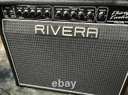 Rivera 112 All Valve Combo, Avec Haut-parleur Amélioré Et Vannes De Puissance Flambant Neuves