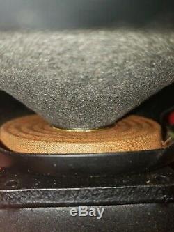 Rola 8 Alinico Paire Parleurs Avec 8 Ohms Ao-24398-0 Guitare Tube Amplifier