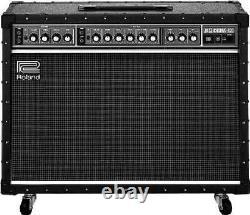 Roland Jc-120 Jazz Chorus 120 Watts D'ampli Guitare Avec Deux Haut-parleurs De 12 Pouces