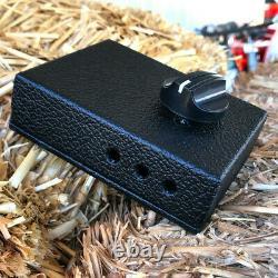 Stami's Customs Black Bird 8 Duo, Double Sortie 65w Haut-parleur Atténuateur