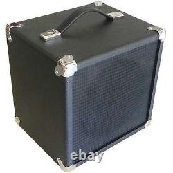 Subz 1x10 Extension Guitar Speaker Cabinet Small Footprint Pine- Convertible