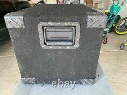 Swr Goliath Junior II Cabinets De Haut-parleurs Basses 2 X 10
