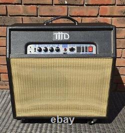 Thd Bivalve 30 Watt Classe A Combo Avec Haut-parleur Alnico Gold