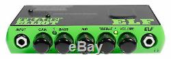 Trace Elliot Elf 2x8 400w Rms Dual 8 Enceinte De Basse Guitare + Amplificateur