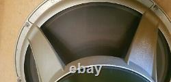 Uk 1970 Celestion 100w G18c Greenback Haut-parleur De Guitare 18 Pouces Eminar Cabinet