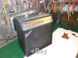 Univox U-45t Ampli Guitare Combo Ampli Tremelo Jensen 12