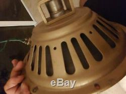 Utah 30 Watt 8 Ohms Haut-parleurs 12 Magnatone Guitare Vintage Tube Amp Amplificateur M15