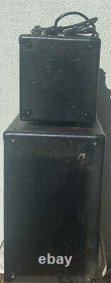 Valve D'épiphone Junior 5 Watt Tube Tête Et Haut-parleur Cabinet Combo Guitar Amp Stack